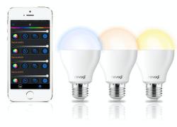 REVOGI LTB211, bluetooth LED žiarovka