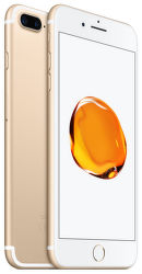 Apple iPhone 7 Plus 256GB Gold zlatý