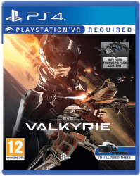 PS VR Eve Valkyrie - PS4 hra