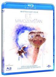 E.T. - Mimozemšťan - Blu-Ray film