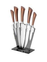 Salter set nožov + stojan (5ks)