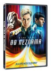 Star Trek: Do neznáma - DVD film