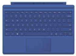 Microsoft Surface Pro 4 Cover (modrá)