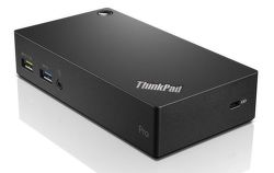 LENOVO TP USB 3.0 PRO, Dokovacia stanica