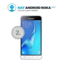 Samsung Galaxy J3 DS 2016 biely