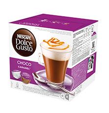 Nescafé Dolce Gusto Choco Caramel (16ks)