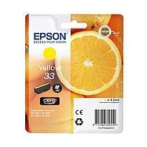 EPSON 33 yellow - atrament
