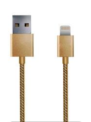 Winner Lightning dátový kábel 1,2m, zlatá