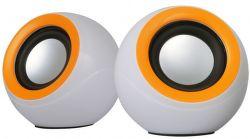 Omega OG-116B bielo-oranžové