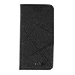 Winner Galaxy A3 2017 čierne puzdro cross flipbook