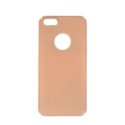Winner iPhone 5 Velvet hnedé puzdro na mobil