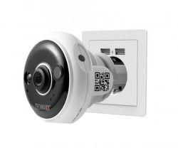 TECHNAXX IP Cam TX-57, Kamera do zásuvky