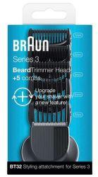 Braun Series 3 Shave&Style BT32 náhradná hlava +5 hrebeňov