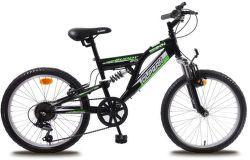 """OLPRAN Buddy 20"""", Bicykel, čierna"""