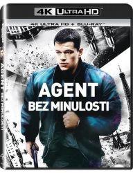 Agent bez minulosti - 2xBD (Blu-ray + 4K UHD film)