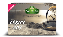 Veltatea čierny čaj (20ks)
