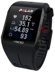 Polar V800 čierne