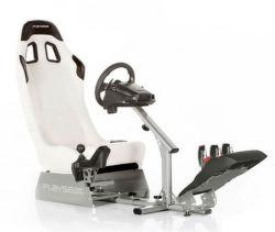 PLAYSEAT Evolution white, herné sedadlo