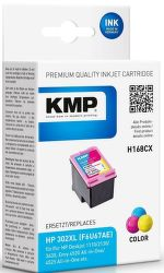 KMP H168 BX farebená atramentová náplň
