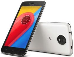 Motorola Moto C 3G biely
