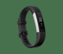 Fitbit Alta HR S čierny