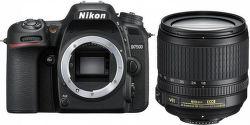 Nikon D7500 + AF-S DX 18-105 VR