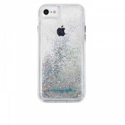 Case-Mate strieborný vodopád puzdro na Apple iPhone 7/6S/6