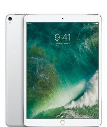 Apple iPad Pro 10,5'' Wi-Fi + Cell 512GB strieborný MPMF2FD/A