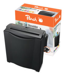 PEACH Skartovač Strip Cut Shredder PS400-15