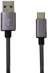 Mobilnet USB typ C 2A 1m šedý