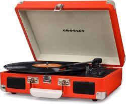 Crosley Cruiser Deluxe oranžový