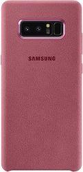 SAMSUNG Alcantara pre Galaxy Note8, ružová