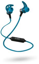 SBS Bluetooth slúchadla s magnetickým pripínaním, modré