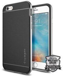 SPIGEN iPhone 6/6S Case Neo Hybrid, strieborná