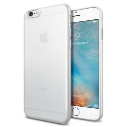 SPIGEN iPhone 6/6S Case Air Skin, transparentné