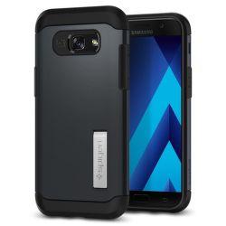 SPIGEN Galaxy A5 2017 Case Slim Armor, sivá