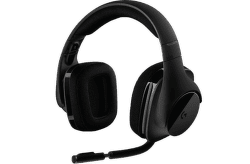 Logitech G533 Wireless Gaming Headset čierny