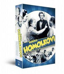 Homolkovi - kolekcia 3 DVD