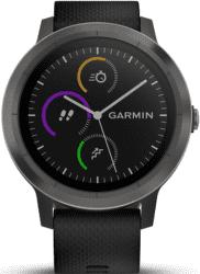 GARMIN vívoActive3, sivo-čierna
