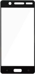 QSKLO sklenená fólia pre Nokia 5, čierna