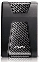 """A-DATA HD650 2.5"""" 2TB  USB 3.1 čierny"""