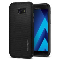 SPIGEN Samsung Galaxy A5 2017 Case Liquid Air Armor, čierna