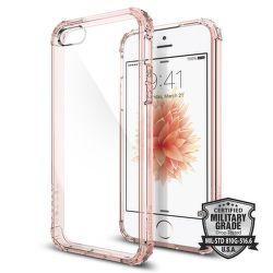 SPIGEN iPhone 5/5S/SE Case Crystal Shell, zlatá