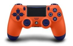 Sony PS4 Dualshock 4 V2 Sunset Orange