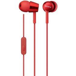 Sony MDR-EX155AP červené