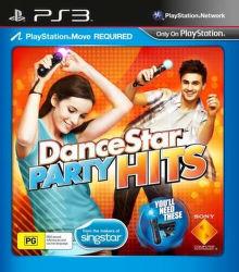PS3 - DanceStar Party Hits