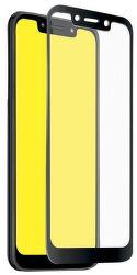 SBS Full Cover tvrdené sklo pre Motorola Moto G7 Play, čierna
