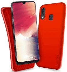 SBS Polo One puzdro pre Samsung Galaxy A40, červená