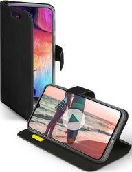 SBS Sense knižkové puzdro pre Samsung Galaxy A50, čierna