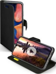SBS knižkové puzdro pre Samsung Galaxy A20e, čierna